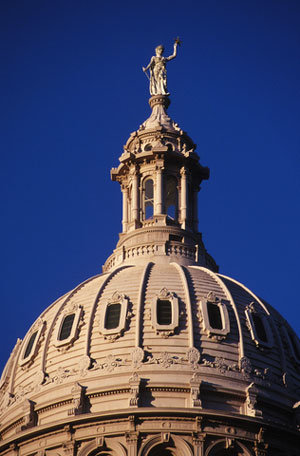 Texas Family Law - Texas Capitol
